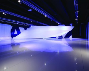 GranitiFiandre inaugura la nuova sala mostra MAXIMUM 1