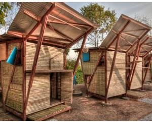 Orfanatrofio in bamboo