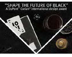 Concorso Internazionale di design creativo basato su colori scuri 1