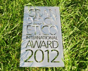 Premiazione grandesignEtico International Award 1
