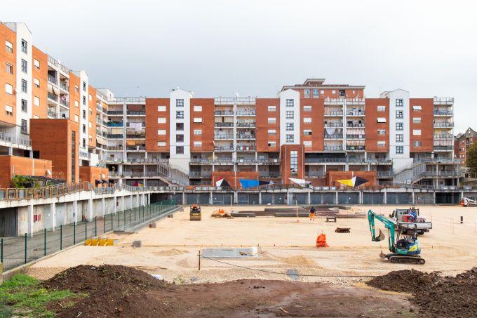 Aprilia, Prossima Apertura, Cantiere aperto e accessibile