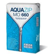 AquaZIP MO660 bianco