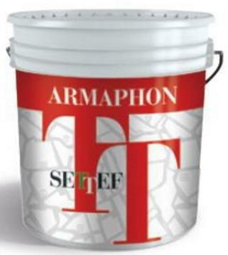 SETTEF ARMAPHON - RASANTE A BASE DI RESINE ACRILICHE