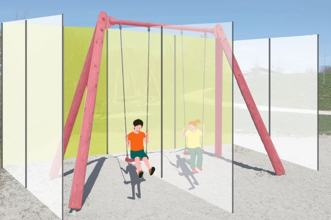 Arrigoni: 'Delimita' barriere protettive in aree giochi