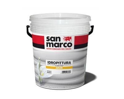 Arum di Colorificio San Marco è l'idropittura traspirante a bassa emissione di composti volatili per ambienti interni.