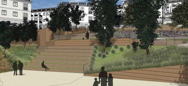 Sostenibilità del progetto dell'Isola del Benessere di Teramo