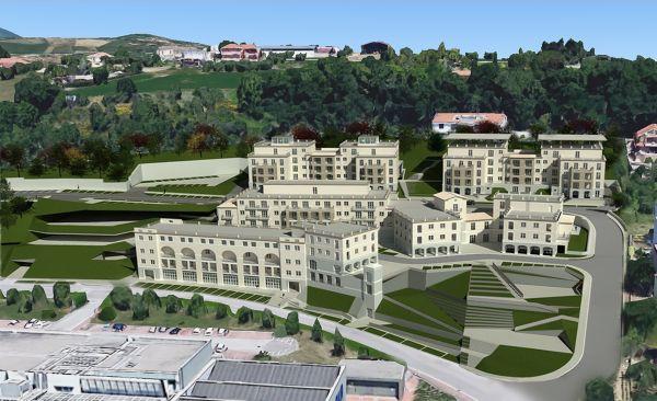 Fabbrica del Benessere, progetto residenziale dedicato alla terza età