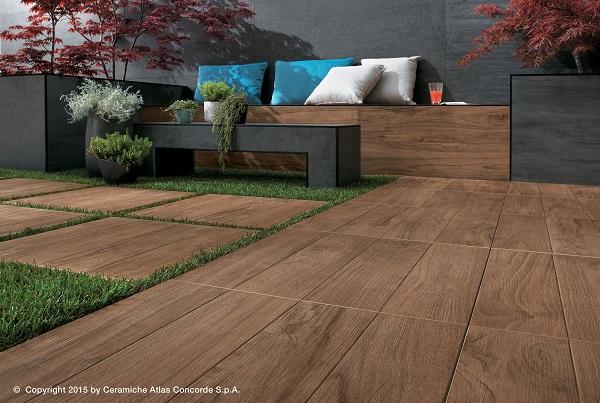 Etic pro pavimenti effetto legno per ambienti esterni for Software progettazione esterni