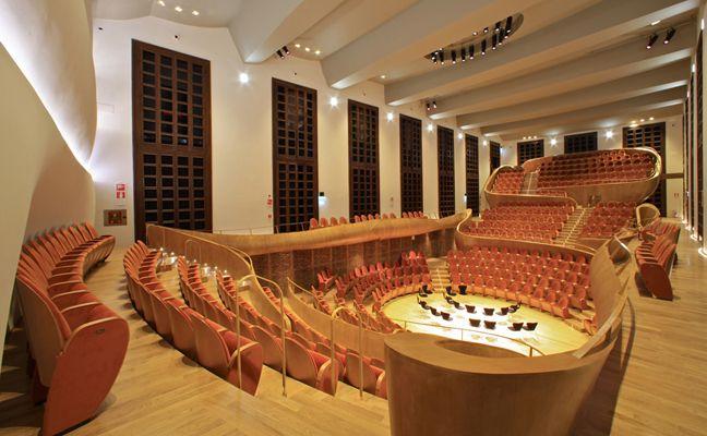 Auditorium_Museo del Violino_1