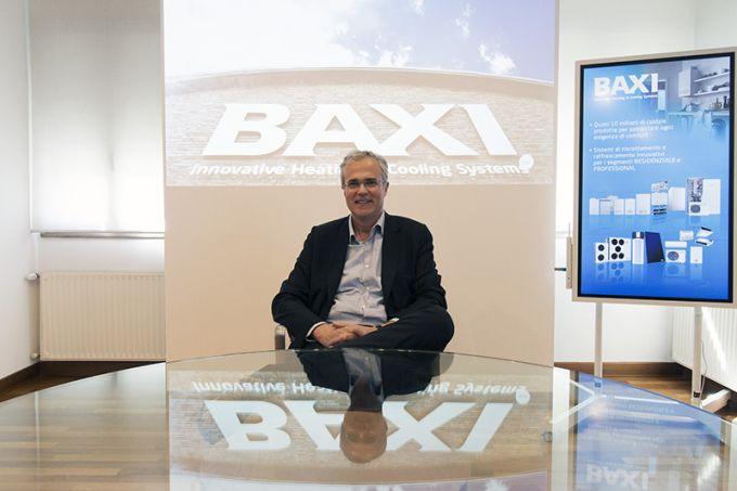 Ing. Alberto Favero, direttore generale di Baxi