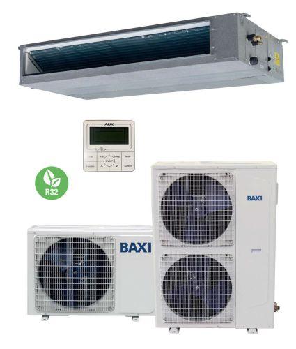BAXI Climatizzatore Luna Clima Light Commercial, Mono Canalizzato