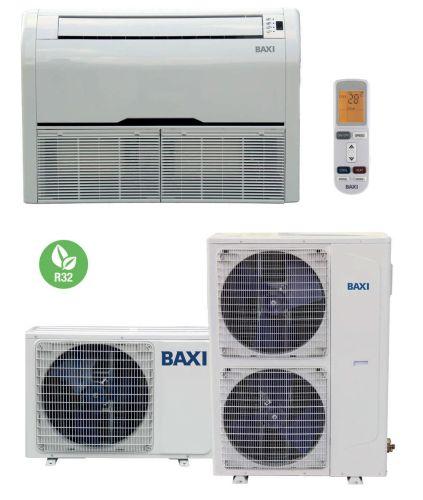 Climatizzatore BAXI Luna Clima Light Commercial, Mono split, modello a Pavimento/Soffitto