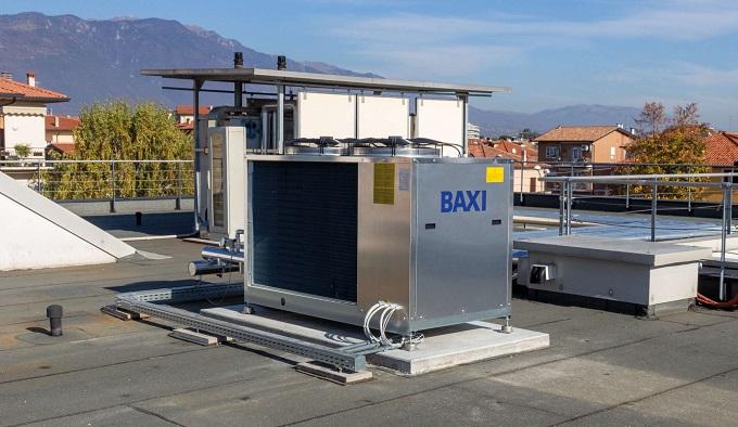 Pompe di calore aria-acqua Baxi PBM2-i