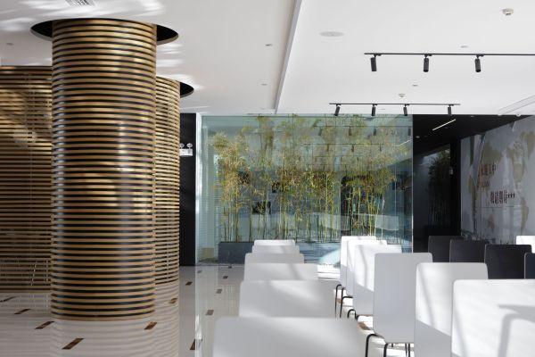 A BEIJING l'Easyhome Top Design Center, un ambiente commerciale di nuova concezione