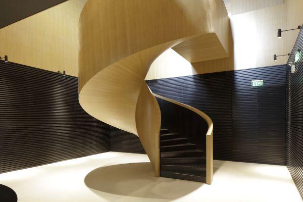 I materiali pregiati che caratterizzano l'Easyhome Top design Center a BEIJING
