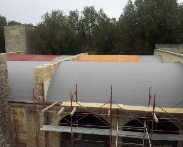 Una vasta gamma di prodotti Berner per l'impermeabilizzazione in edilizia
