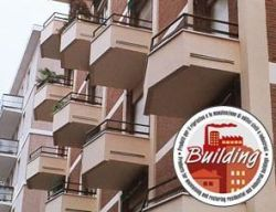 BUILDING – RIPRISTINO E MANUTENZIONE DI EDIFICI CIVILI E INDUSTRIALI