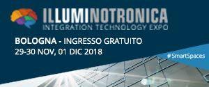 Illuminotronica a Bologna dal 29 novembre al 1 dicembre