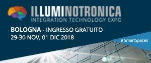 Illuminotronica, nuove tecnologie di illuminazione a LED e mercato dell'IoT