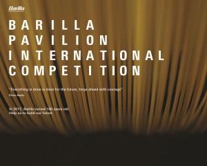 Concorso per la progettazione del nuovo Barilla Pavillon