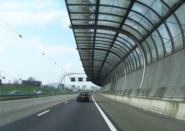 Combattere l'inquinamento acustico: le barriere antirumore