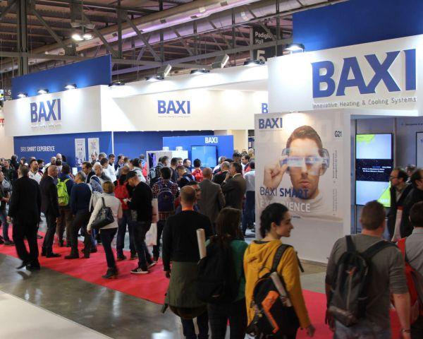 Baxi a MCE 2018 tra innovazione digitale e prodotti efficienti