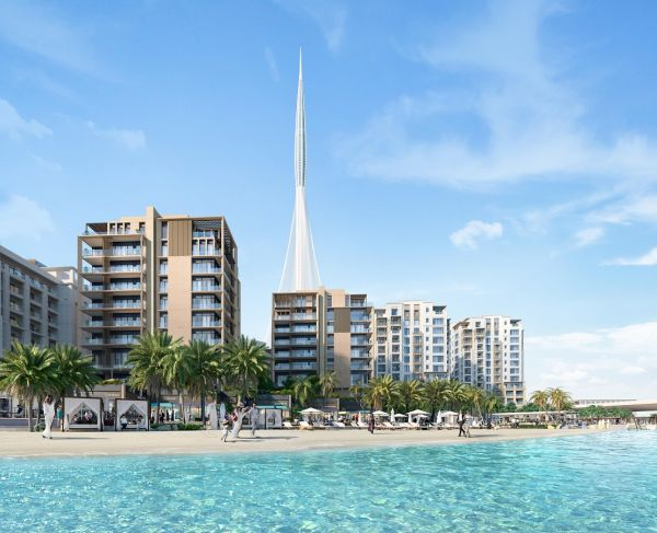 Breeze at Creek Beach - Dubai Creek Harbour