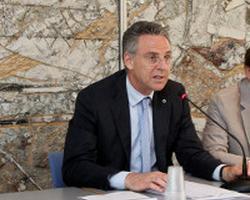 Presidente dell'Ance Emilia Romagna Gabriele Buia