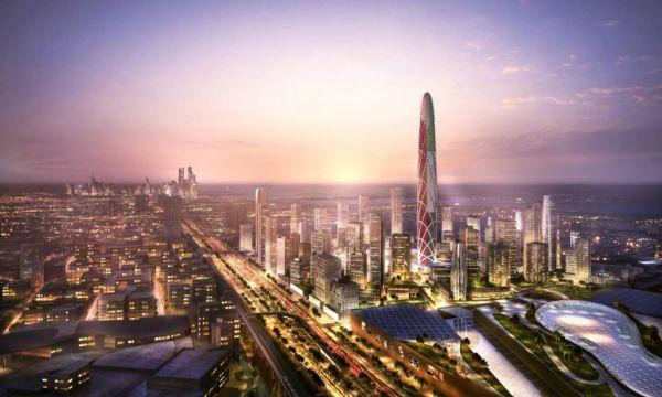 In costruzione il Burj Jumeira a Dubai