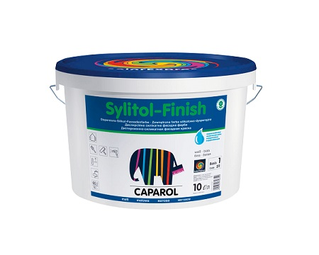 Pittura ai silicati Sylitol Finish