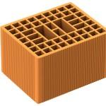 Poroton P600 TS: blocchi per murature di tamponamento