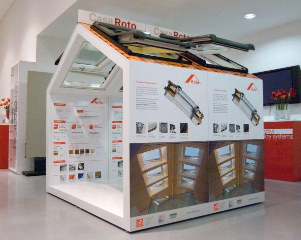 Casaroto partnership per la crescita e lo sviluppo - Roto finestre per tetti ...