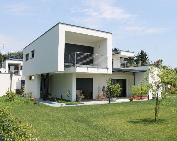 La qualit vincente del legno anche in architetture complesse for Aprire i piani casa a due piani di concetto