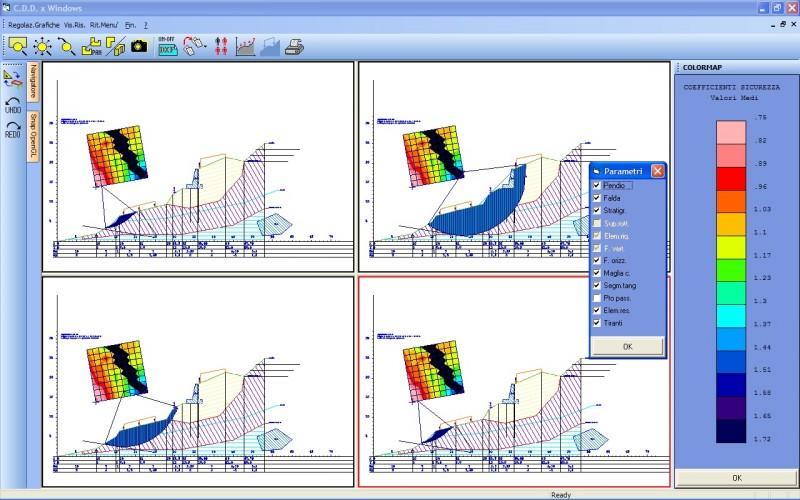 Software libreria geotecnica - Programma per calcolo posa piastrelle ...