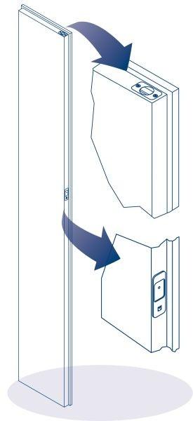 CELEGON - Push&Go EVO disegno tecnico