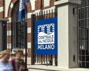 Nuova Centrale dell'Acqua di Milano