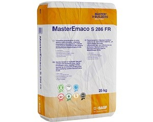 MASTER EMACO S 286 FR: MALTA DA MURATURA