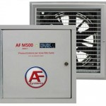 AF M500 SERIE J: sistema di pressurizzazione per filtro fumo