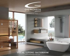 Le soluzioni per il bagno verso il total living