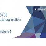 EC706: Potenza estiva
