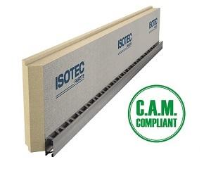 Isotec Parete: sistema termoisolante per facciate ventilate