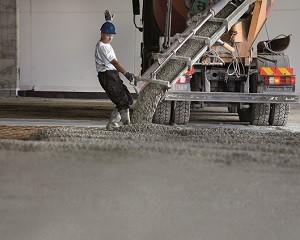 MasterGlenium PAV: additivo superfluidificante per pavimentazioni industriali