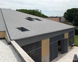 Rivestimento metallico per coperture e facciate ADEKA®