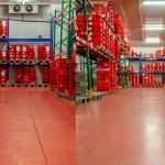 IPM QCF Rapid: sistema epossidico industriale