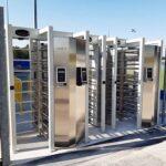 Sicurezza garantita allo Stadio Comunale G. Teghil con i tornelli automatici CAME