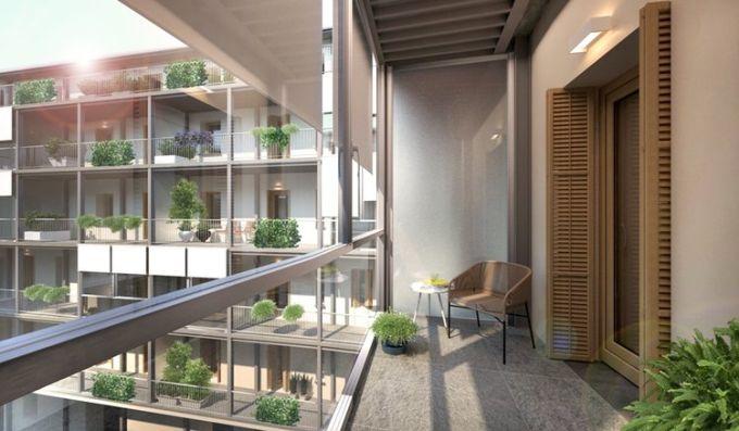 Cohousing: il progetto COventidue che sorgerà in Corso XXII Marzo a Milano