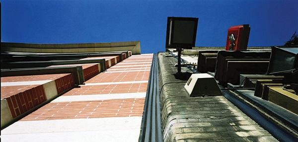 Coprigiunto per facciata esterna