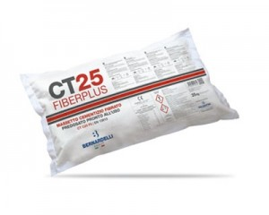 CT25 FIBERPLUS MASSETTO CEMENTIZIO FIBRORINFORZATO