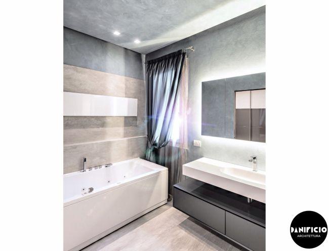 Casa Bertone a Soncino (CR), con termoarredo Antrax