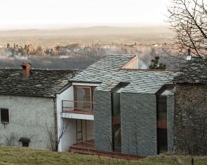 La casa di mezza montagna